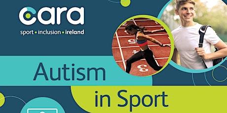 Autism in Sport Online tickets