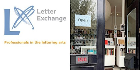 Letter Exchange Lecture by Michael Russem, Book designer, gallery owner tickets