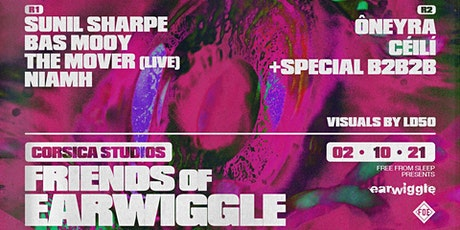 Friends of Earwiggle: Sunil Sharpe, Bas Mooy, The Mover, Niamh + more tickets