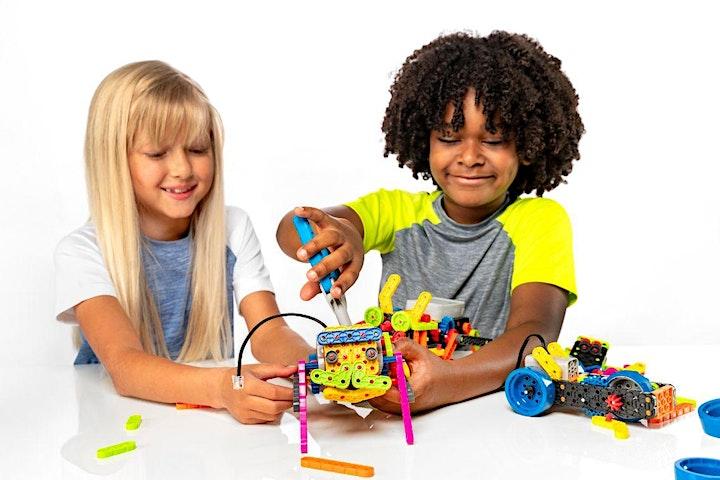 Image pour Une classe découverte du Cours hebdomadaires de Robotique | 8-10 ans