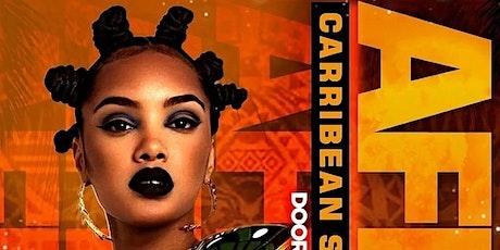 AFRO CARIBBEAN SATURDAYS tickets