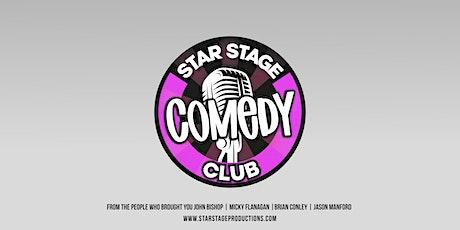 Star Stage Comedy Club tickets