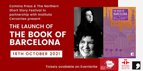 The Book of Barcelona launch event tickets