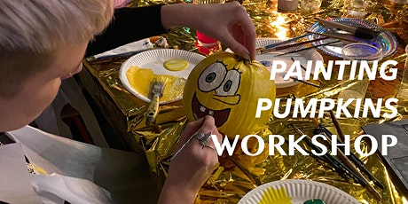 Painting on Pumpkins tickets