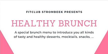 Healthy Brunch - Shift 10u30 - 11u30 tickets