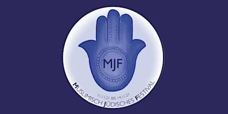 13.11.21 Muslimisches Jüdisches Festival - Lesung Tickets