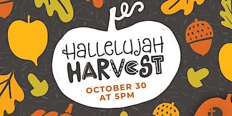 Shores Hallelujah Harvest 2021 tickets