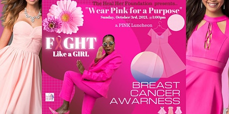 The Pink Luncheon tickets
