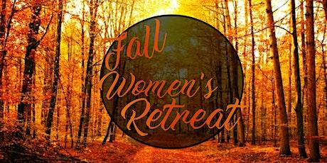 Women's Fall Retreat tickets