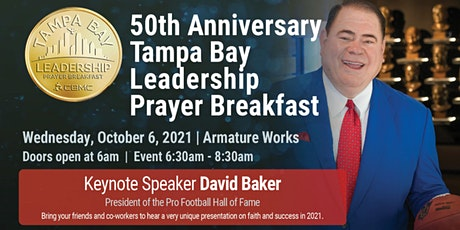 Tampa Bay Leadership Prayer Breakfast tickets