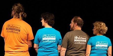 Improvisatie voorstelling Dulcinea Theatersport tickets