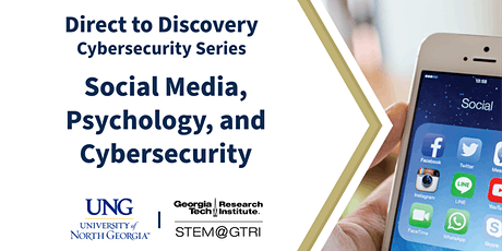 D2D Cyber Series - Social media, Psychology, and Cybersecurity tickets