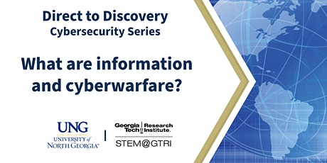 D2D Cyber Series - What are information and cyber warfare? tickets