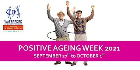 Positive Ageing Week - Walk & Talk Waterford tickets