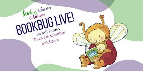 Bookbug Live! tickets