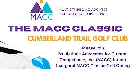 MACC Annual Golf Outing tickets