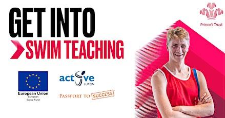 Get Into Swim Teaching- Luton tickets
