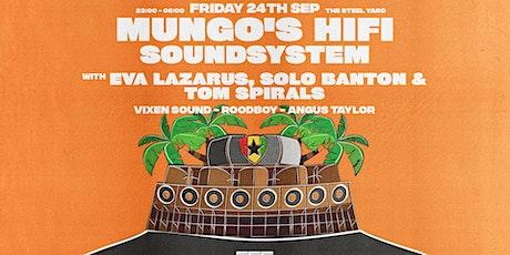 Mungo's Hifi Soundsystem tickets