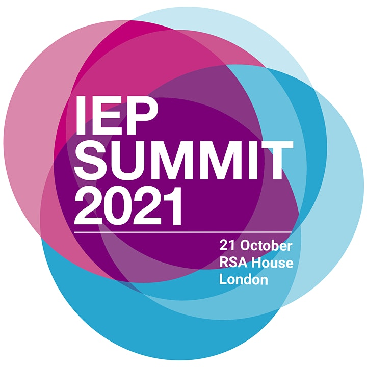 IEP Summit 2021 Fellows Dinner and Networking Event - London image