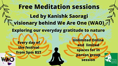 Meditation Sessions tickets