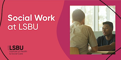 Social Work at LSBU: Innovations in learning, research & practice education tickets