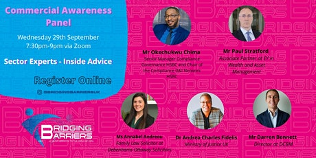 Bridging Barriers Panel Event tickets