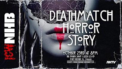 Deathmatch Horror Story 2021 tickets