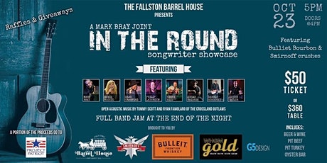 In The Round Songwriter Showcase Bullroast! tickets