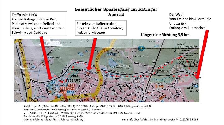 BPW -Gemeinsam durch eine grüne Oase in Ratingen: Bild