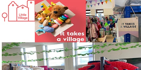 Toy Swap, Clothes Swap and Recycling Art Event from Little Village tickets