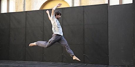@CPR | Doron Perk: BALIGAM workshop + performance @ 1PM tickets