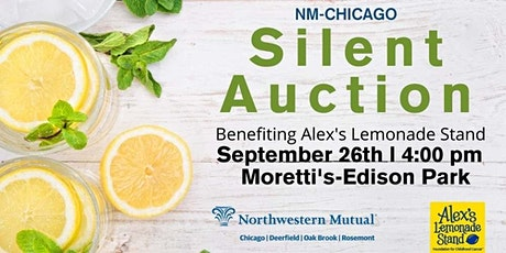 NM-Chicago Charity Auction: Benefiting Alex's Lemonade Stand! tickets