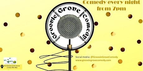 Groovie Tuesdays tickets