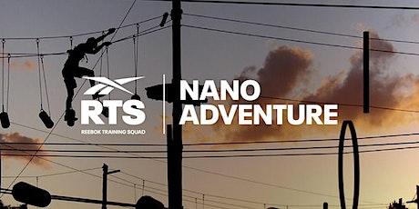 RTS Nano Adventure ingressos