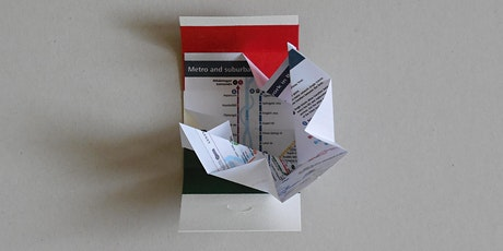 Bookbinding Workshop: The Art of Paper Folding tickets