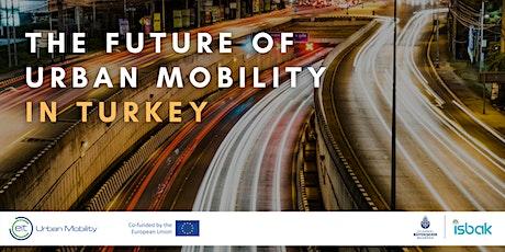 EIT Urban Mobility RIS Outreach: Turkey biglietti