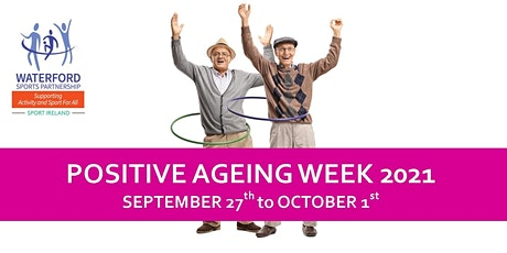 Positive Ageing Week -  Try Tennis tickets