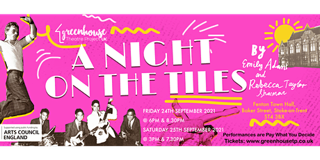 A Night On The Tiles tickets