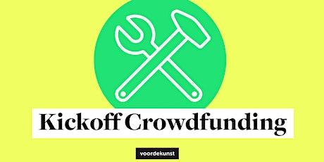 Kickoff Crowdfunding tickets