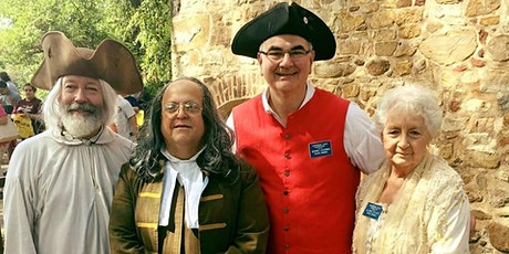 1776 Peace Conference Celebration - 245th Anniversary tickets