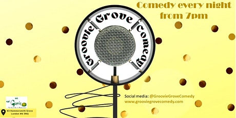 Groovie Thursdays tickets