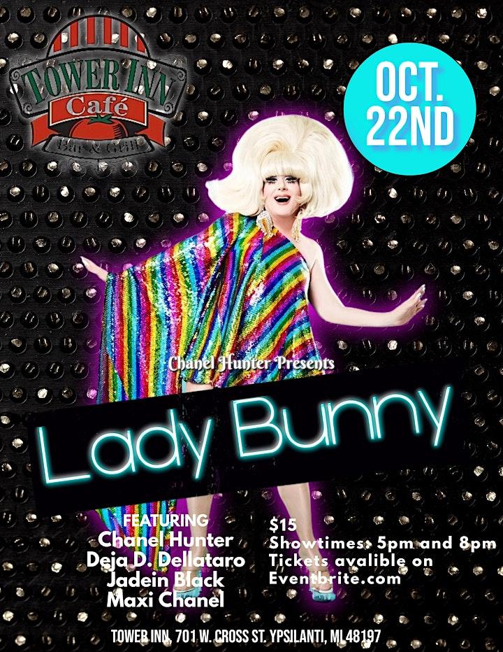 Lady Bunny at Tower Inn image