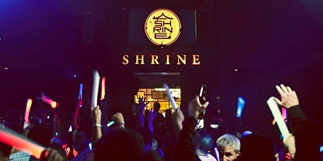 VIP Party at Shrine tickets