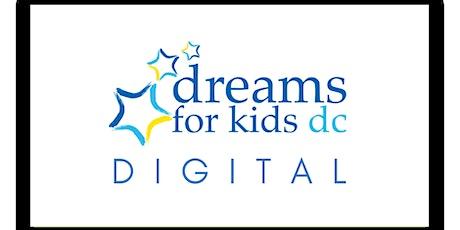 DFKDC Digital Art with Glenda tickets