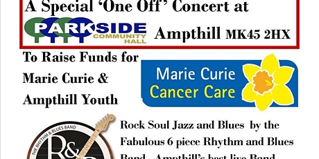 Music Concert to raise money for Marie Curie and Ampthill Youth Projects tickets