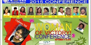 King Daughters Woman of Victory Conference