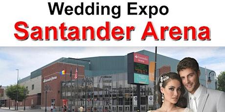 Santander Arena Winter Wedding Expo tickets