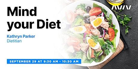 MIND Your Diet! tickets