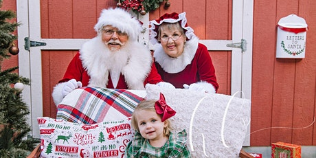 Brunch with Santa Benefiting FRISCO MOMS CARE!!! tickets