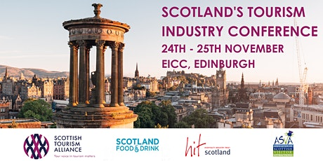 Scotland's National Tourism Industry Conference tickets